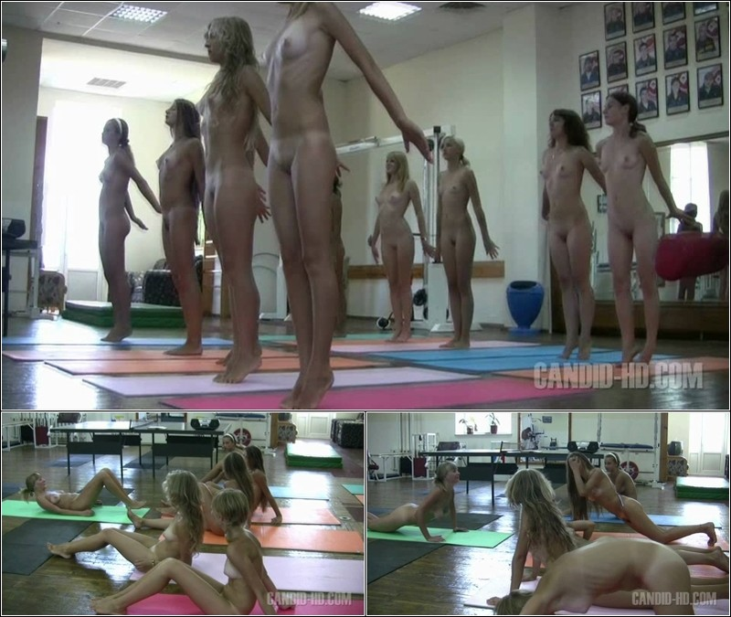 Gymnastics naked girls 236