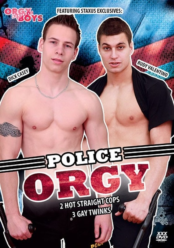 Staxus – Police Orgy (2012)