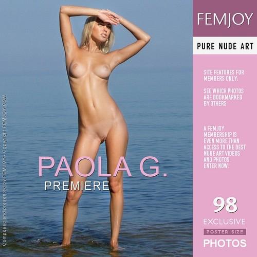 Paola G - Premiere (x98)