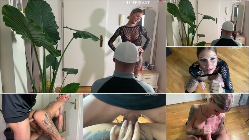 LilliePrivat - 8 Monate Sex - Entzug (1080P/mp4/205 MB/FullHD)