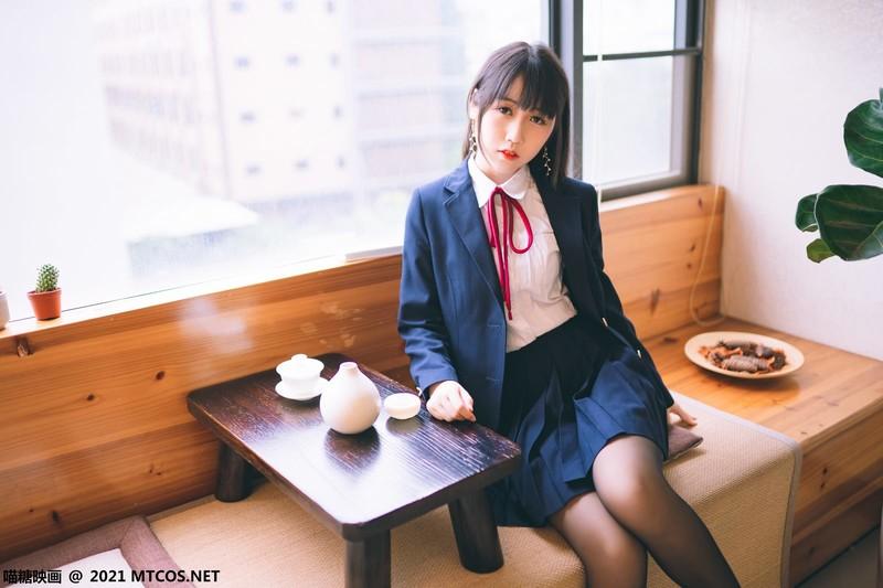 喵糖映画 VOL.360 JK西装 [38P/413MB] 写真系列-第1张
