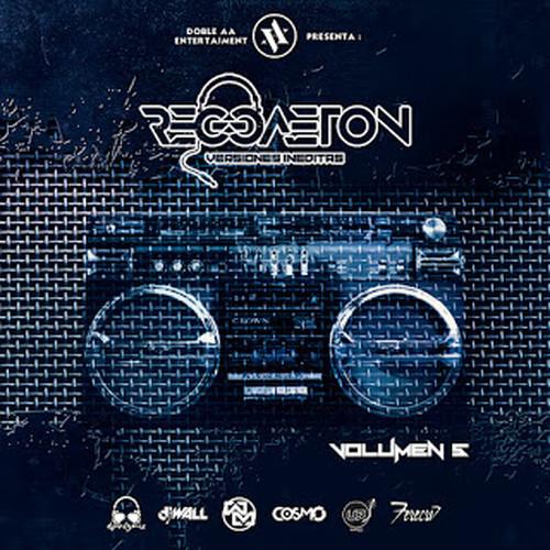 Reggaeton Versiones Ineditas Vol.5