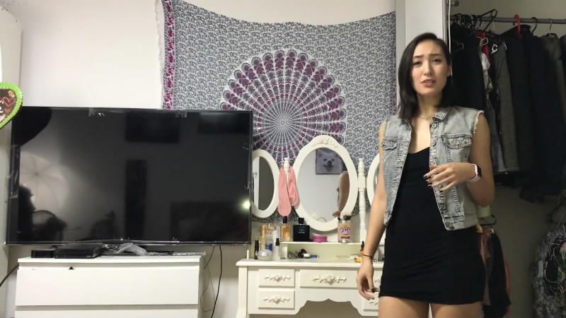 【外網精選】極品中德混血美女Yourasianminx視頻全集(中)