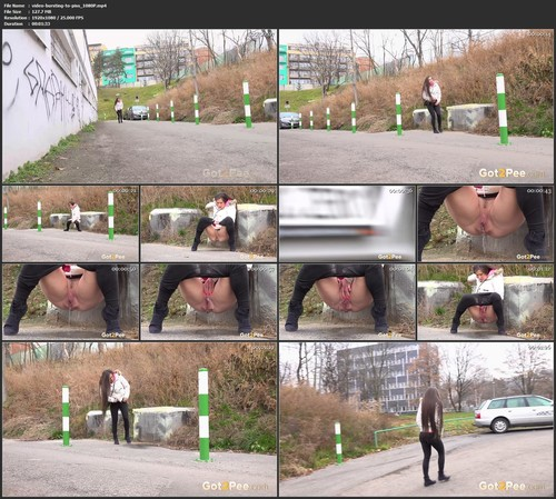 Video Bursting To Piss 1080p