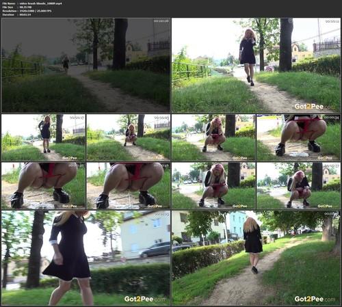 Video Brash Blonde 1080p