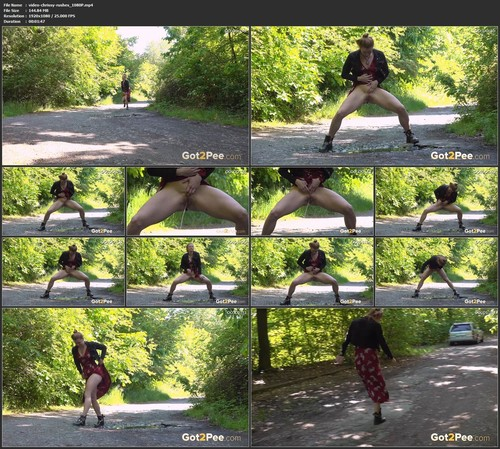 Video Chrissy Rushes 1080p