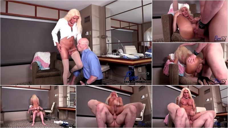 Mandy Mayhem - Office Meeting Turns To Sex [FullHD 1080p]