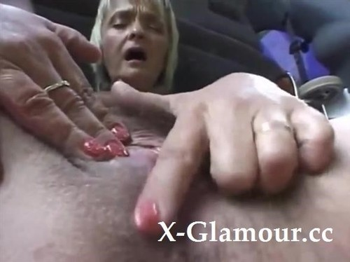 """Amateurs in """"Frenchie Love Fingering Herself Off"""" [SD]"""