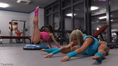 Taziota - Gym Session