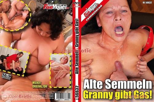 Alte Semmeln Granny gibt Gas