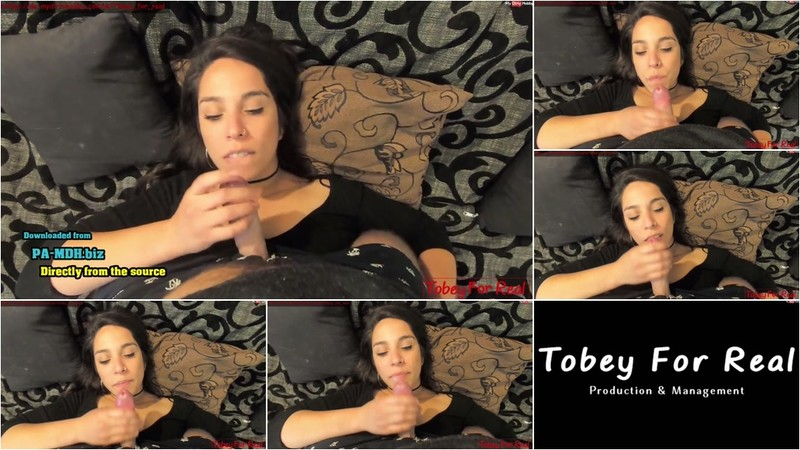Tobey_for_real - Victoria - Teasing Handjob - Cum In Face [FullHD 1080P]