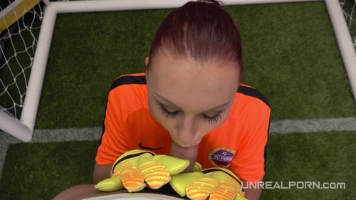 Ornella Morgan - Soccer Player - 1080p / FullHD