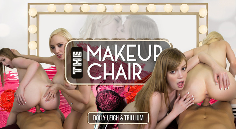 The Makeup Chair Dolly Leigh Amp Trillium Oculus
