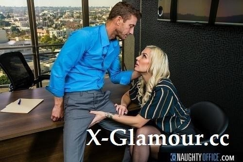 Kenzie Taylor - Kenzie Taylor Fucks Her Boss For That Promotion [SD/360p]