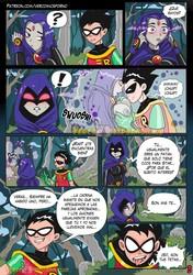 Vercomicsporno - Teen Titans Stranded (English - Spanish)