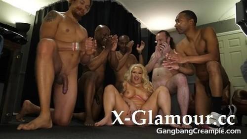 London Rose - Gangbang Creampie 290 [FullHD/1080p]