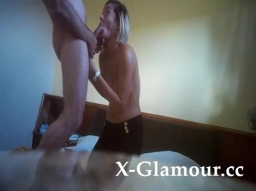 Escort Girl Gets Fucked And Sucks Dick At The Motel [SD]