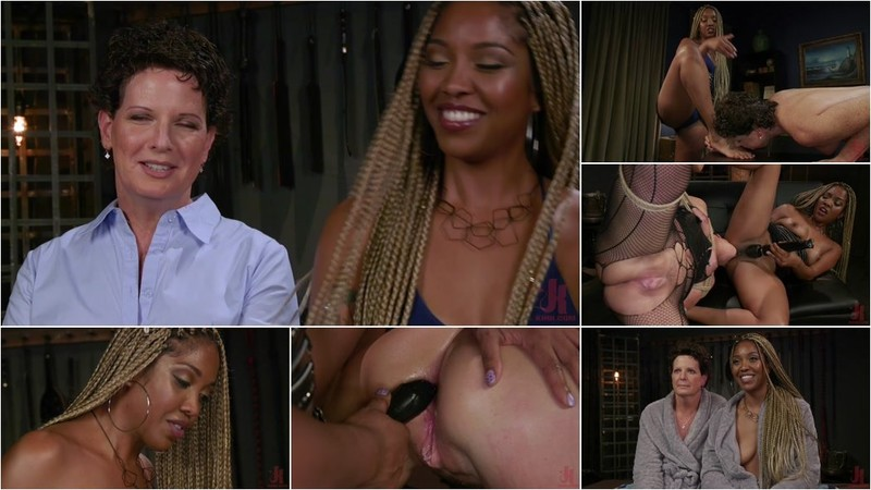 Beth McKenna, Lotus Lain - Open Up for Lotus: Sex Starved Cougar Pounces for Kinky Lesbian Sex [HD 720p]