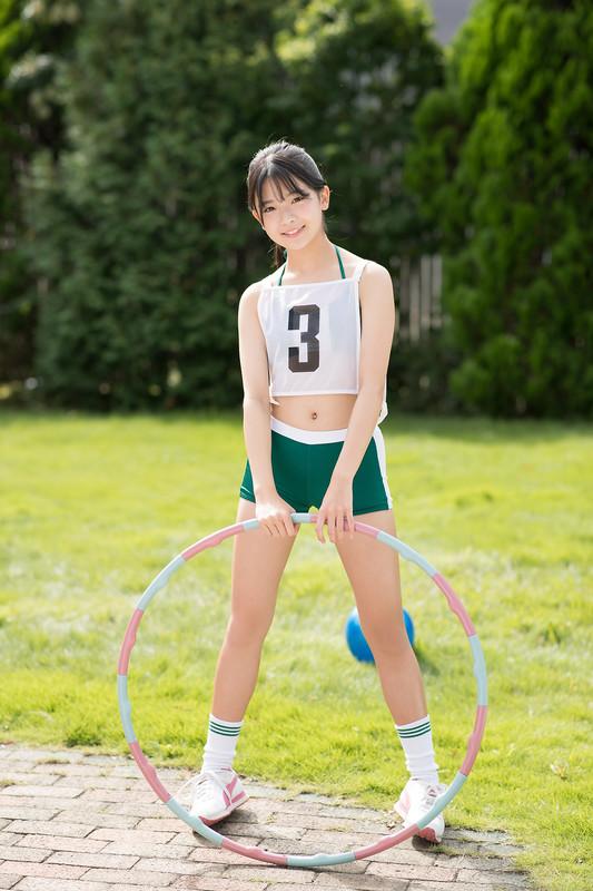 gorgeous japan teen Mao Imaizumi fitness cosplay gallery