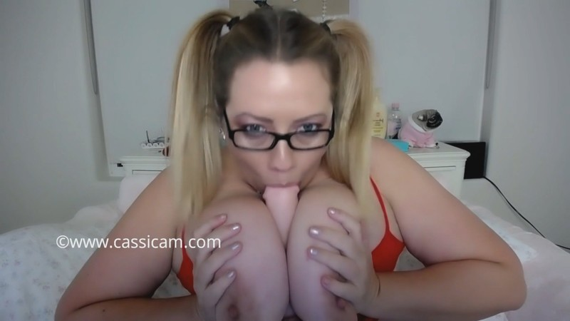 Casssidy - Bang Blow Massive Cumming Dildo Loads [FullHD 1080P]
