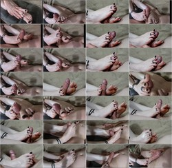 Knotty Fay-Oily Footjob Edging Teasing leads to Ruined Orgasm [HD 720p] Pornh.com [2021/124 MB]