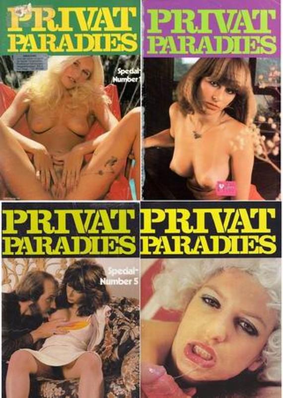 5 Magazines - Privat Paradies
