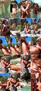 Angel Emily, Megane Lopez-River Of Lust [FullHD 1080p] MySexMobile.com [2021/381 MB]