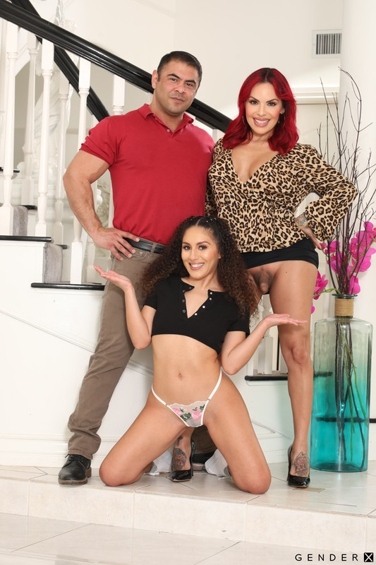 The Trans Family – TS Foxxy, Liv Revamped & Draven Navarro (25 March 2021)