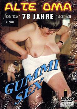 Alte Oma – Gummi Sex