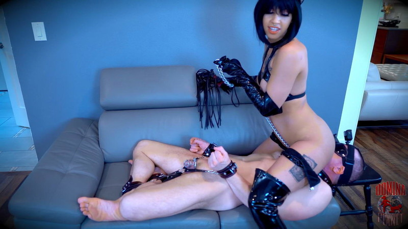 Domina Planet - Be My Fart Licker [FullHD 1080P]