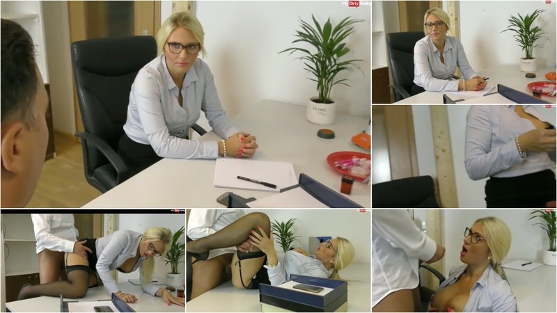 Tatjana-Young - Die Spermageile Maklerin - Kunde Meier gibt alles (1080P/mp4/91.0 MB/FullHD)