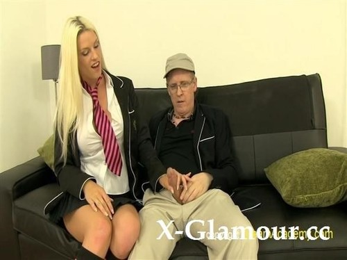 Blanche In Schoolie Outfit Creampied [HD]