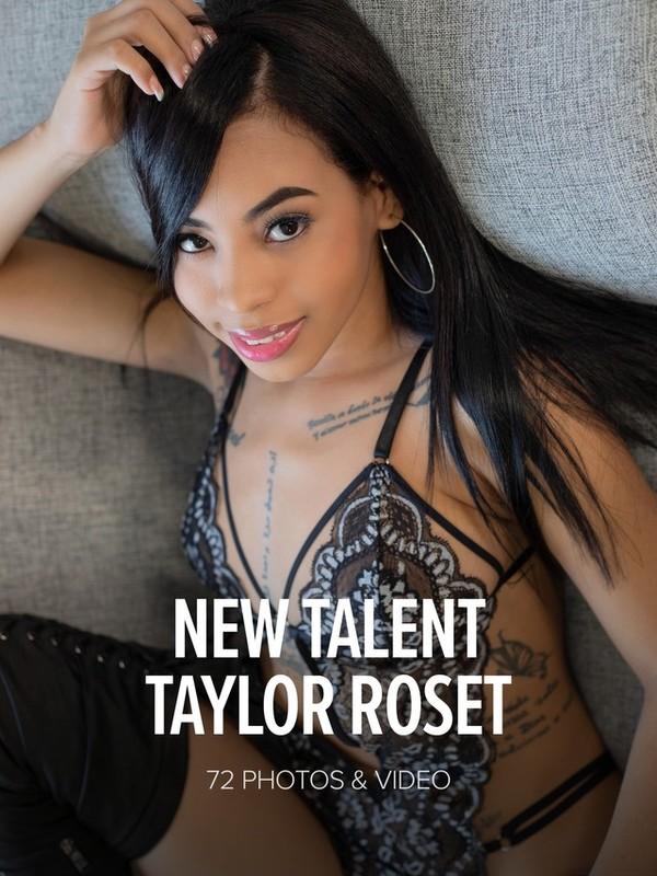 New Talent Taylor Roset (2021-04-01)