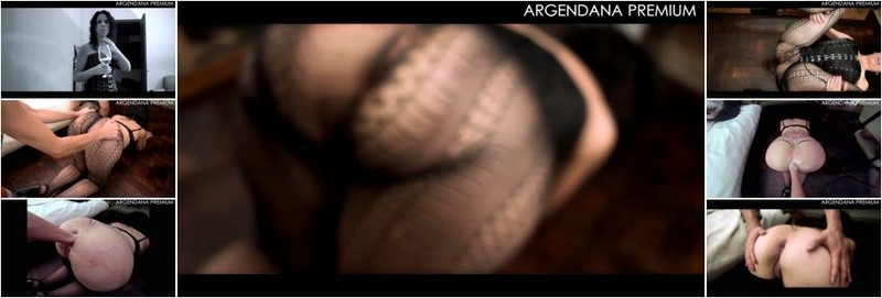 ArgenDana - Big ass latina enjoy deep fisting in doggy pose - hot compilation (FullHD)