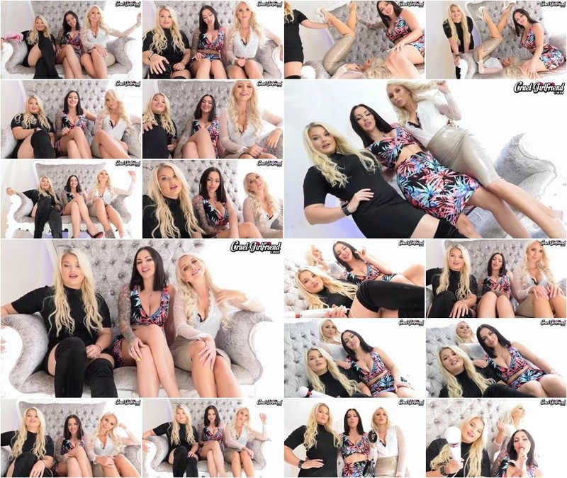Tiger Lily, Queen Kitty. Mean Cashleigh - The XXLoser Position (720p)