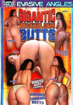 Gigantic Brazilian Butts #1