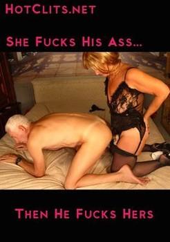 She Fucks His Ass Then He Fucks Hers