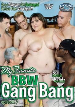 My Favorite BBW Gang Bang #7