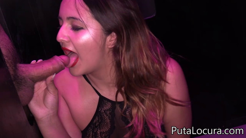 Putalocura - Spanish Glory Hole