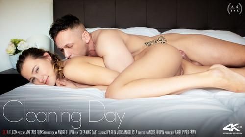SexArt – Ivy Rein Cleaning Day [FullHD 1080p]