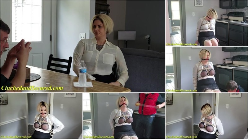 Ava Minx - Cinched and Secured - Ava's Divorce [FullHD 1080p]