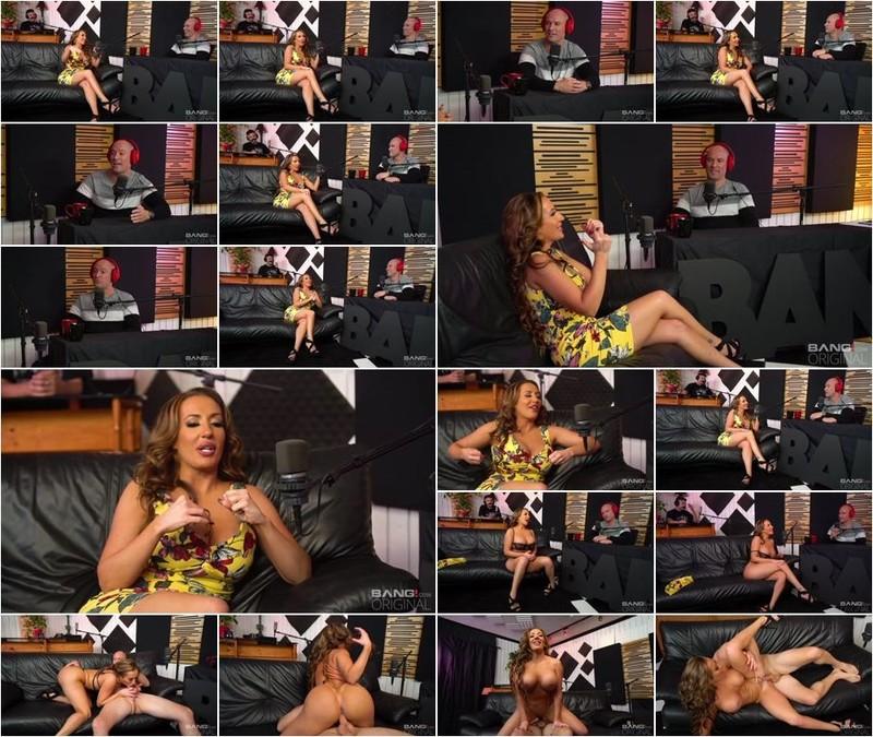 Richelle Ryan - Richelle Ryan Brings Her Hot Milf Energy To The B! Podcast (720p)