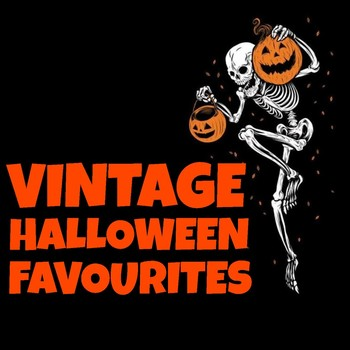 Vintage Halloween Favourites (2021) Full Albüm İndir