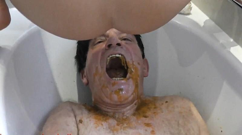 Lady Lisas Shit Shower [FullHD 1080P]