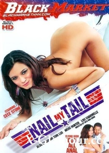 Nicki Hunter, Prince Yahshua, Jon Q, Tori Lux, Cece Stone, Lou Charmelle, Ethan Hunt, Rico Shades - Nail My Tail [SD/352p]