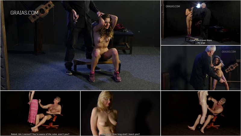 Unknown - The Punishment of a Young Model Part 2 [FullHD 1080p]
