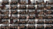 Wanna Try My Slave? - EXTREME Foot Gagging (REAL STORY) - Tatjana, Abbie Cat