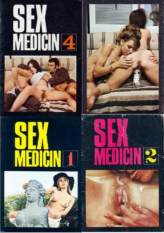 3 Magazines - Sex Medicin  (1970s) JPG