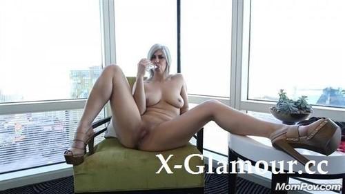 Avery - Blondie Anal Creampie (HD)