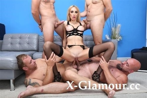 Anita Blanche - Dirty Talking Goes Wet, Anita Blanche, 4On1, Dap, Rough Sex, Big Gapes, Pee Drink, Cum In Mouth, Swallow Gio1929 (HD)